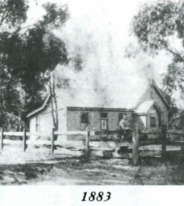 Freshwater Creek School 1883