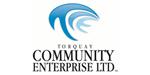 TCE logo