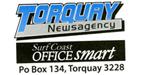 Torquay newsagency logo