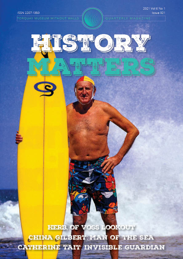 March edition History Matters