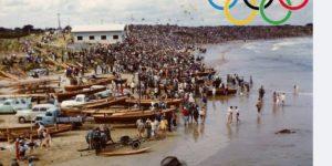 Surfing Olympics
